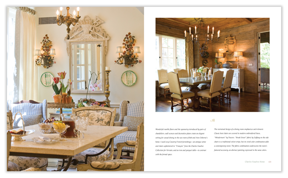 M farinella design charles faudree home for Charles faudree antiques and interior designs